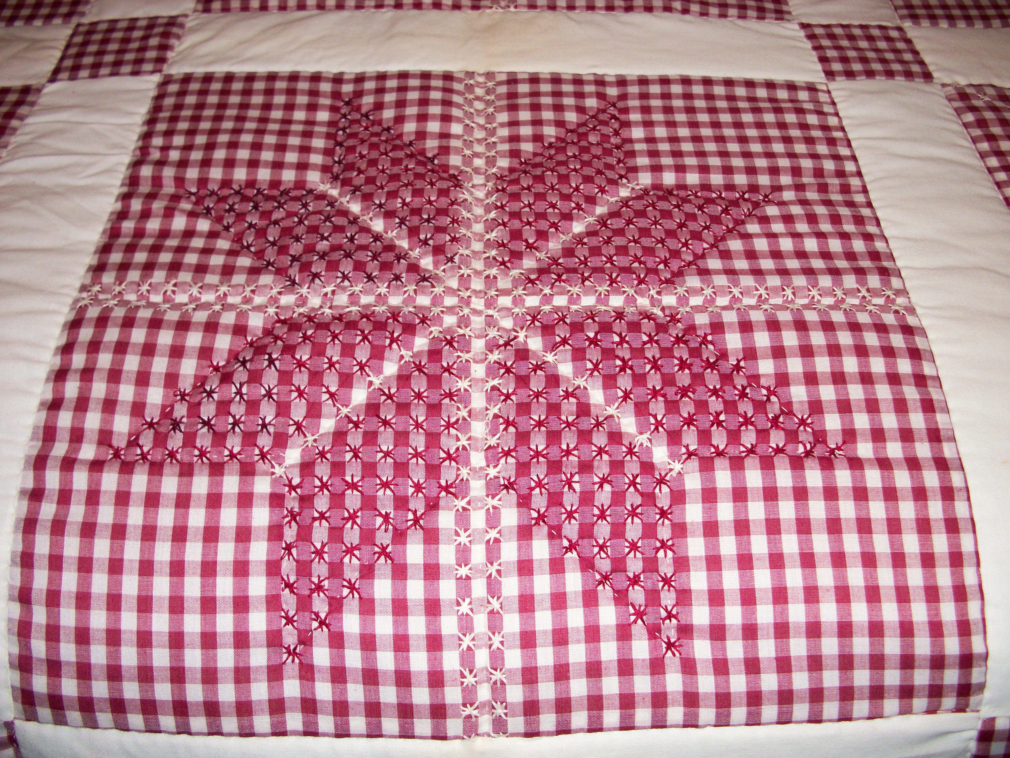 Quilt Patterns Chicken Scratch :  Chicken Scratch