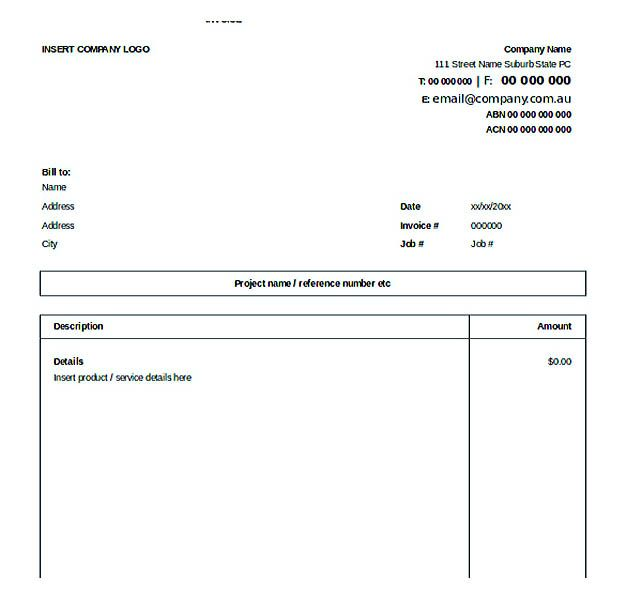 excel invoice template download  Excel Invoice Free Download Template , Free Invoice Template ...