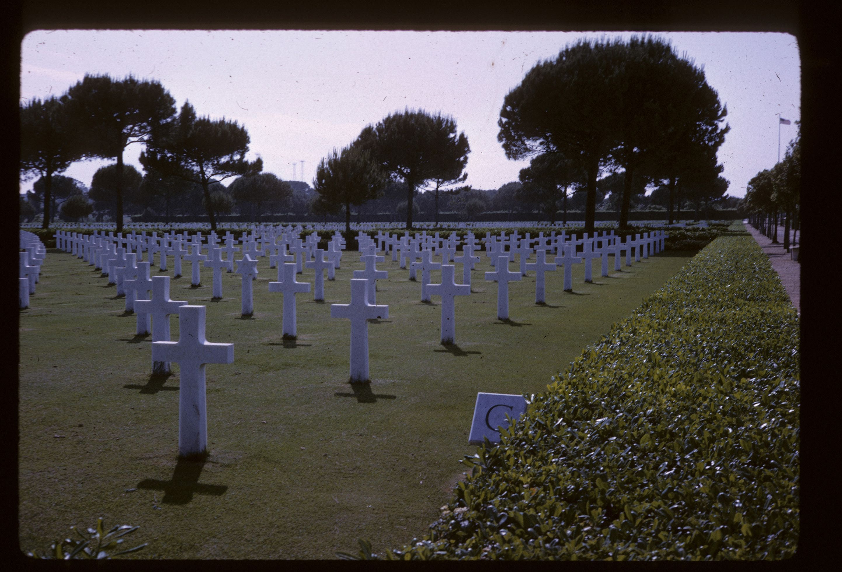 Anzio Italy  city photos gallery : Anzio American National Cemetery, Italy | American Freedom.... Thank ...
