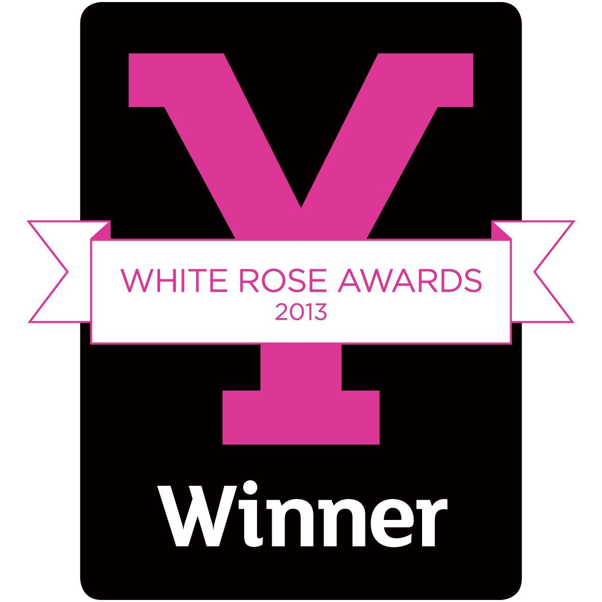 White Rose Award Winner