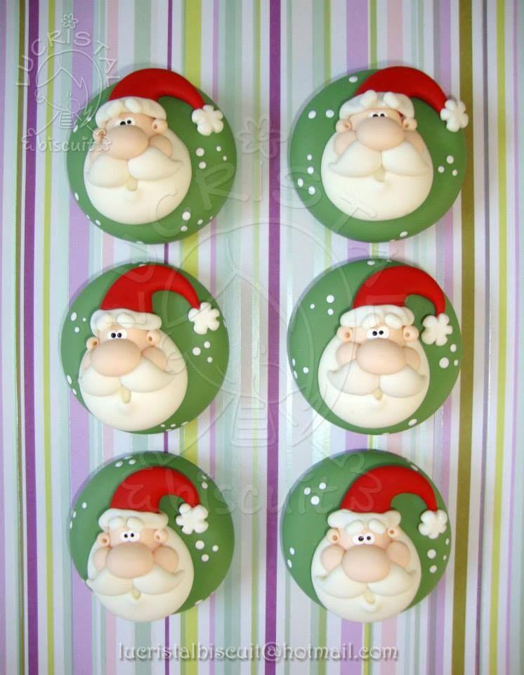 Porcelana fria biscuit porcelana pinterest - Para navidad manualidades ...