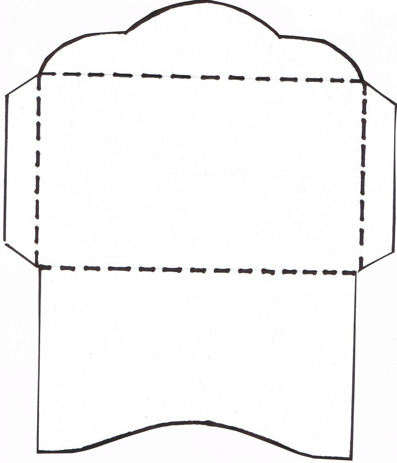 Конверт своими руками для денег шаблон конверта 472