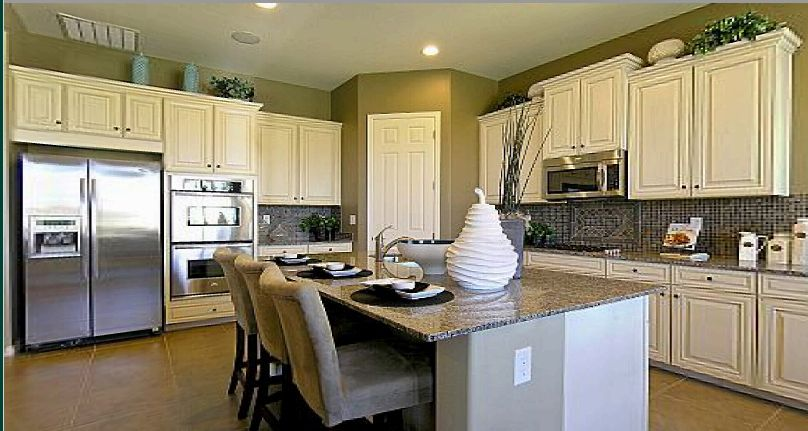 Model home kitchen decorating pinterest for Model home kitchens