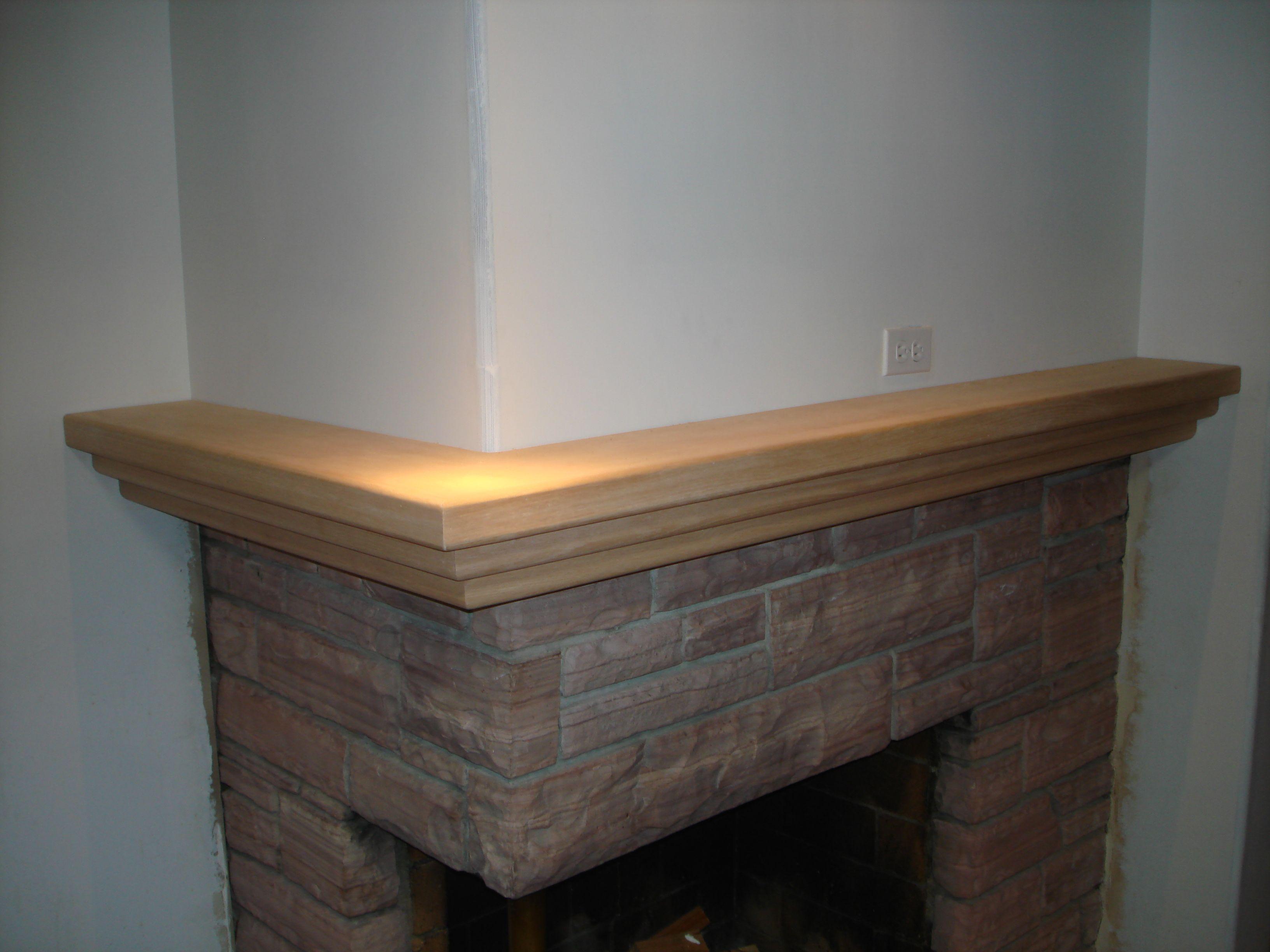 Corner Fireplace Mantel Shelf Decor Pinterest