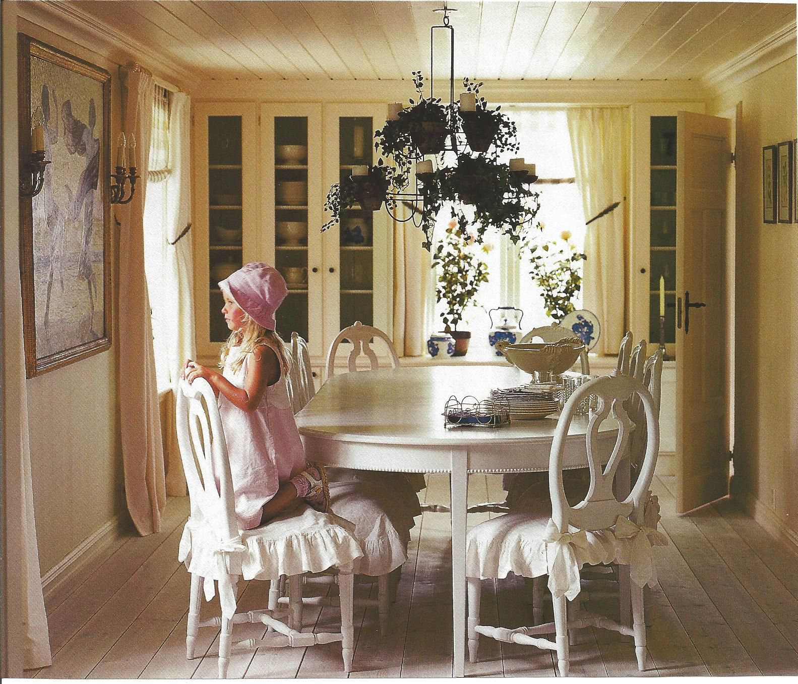 country style dining room my interior clippings pinterest