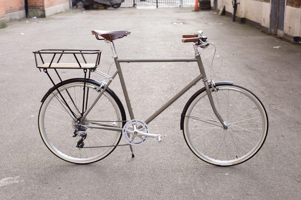 Gamoh Front Basket And Rear Carrier A Bike Side Pinterest