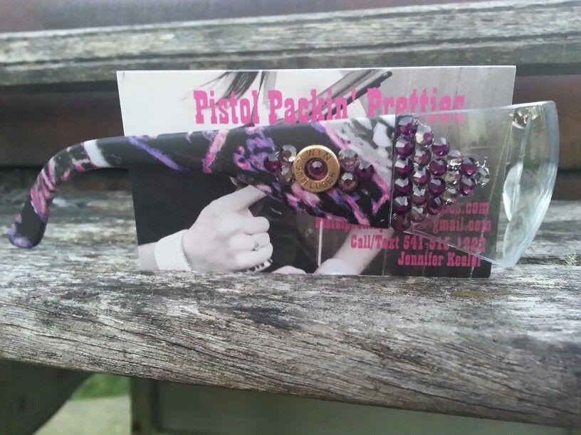 Pistol Packin Pretties Glasses | newhairstylesformen2014.com