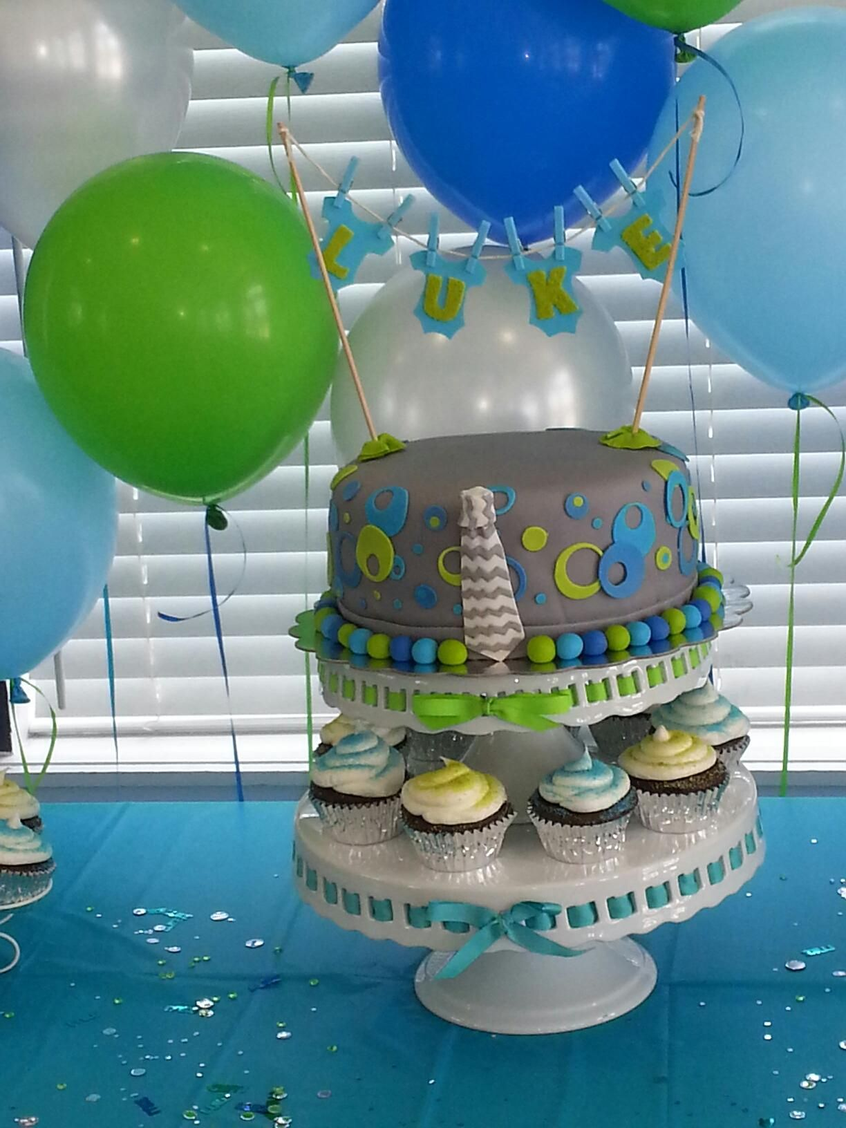 Baby boy shower | Event Planning | Pinterest