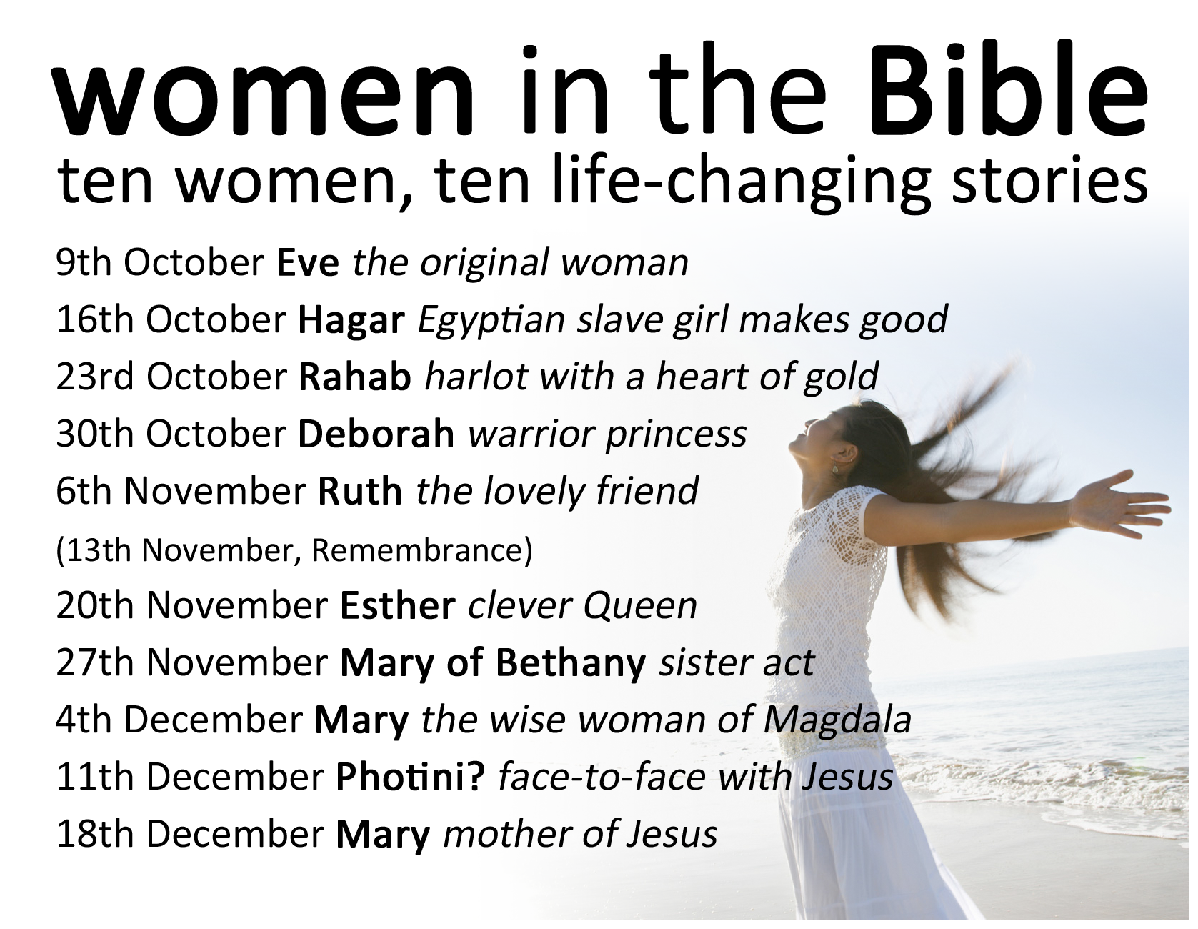 essays on women in the bible