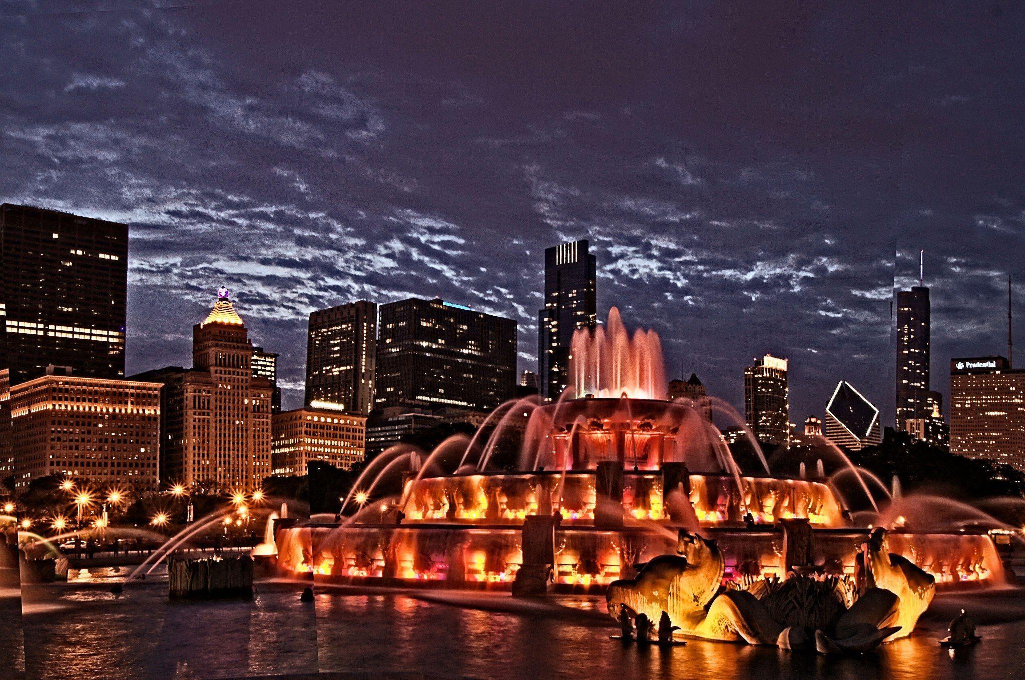 buckingham fountain chicago - photo #12
