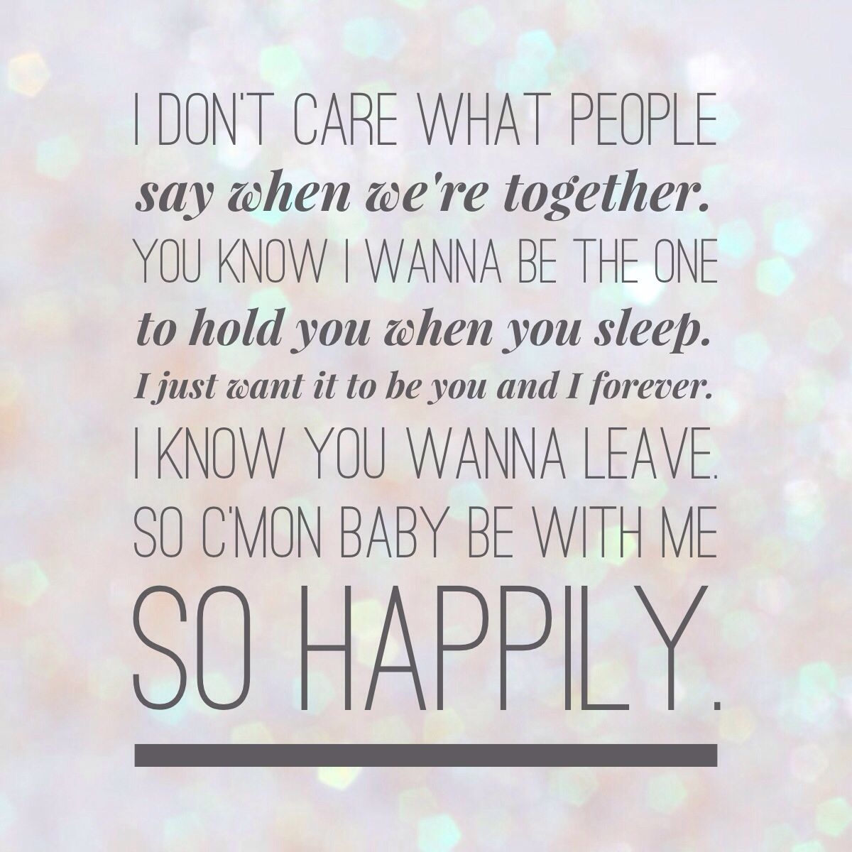One Direction Song Lyric Quotes Quotesgram