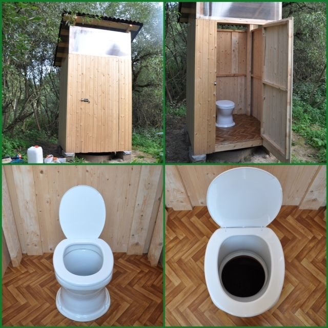 Ремонт уличного туалета фото идеи