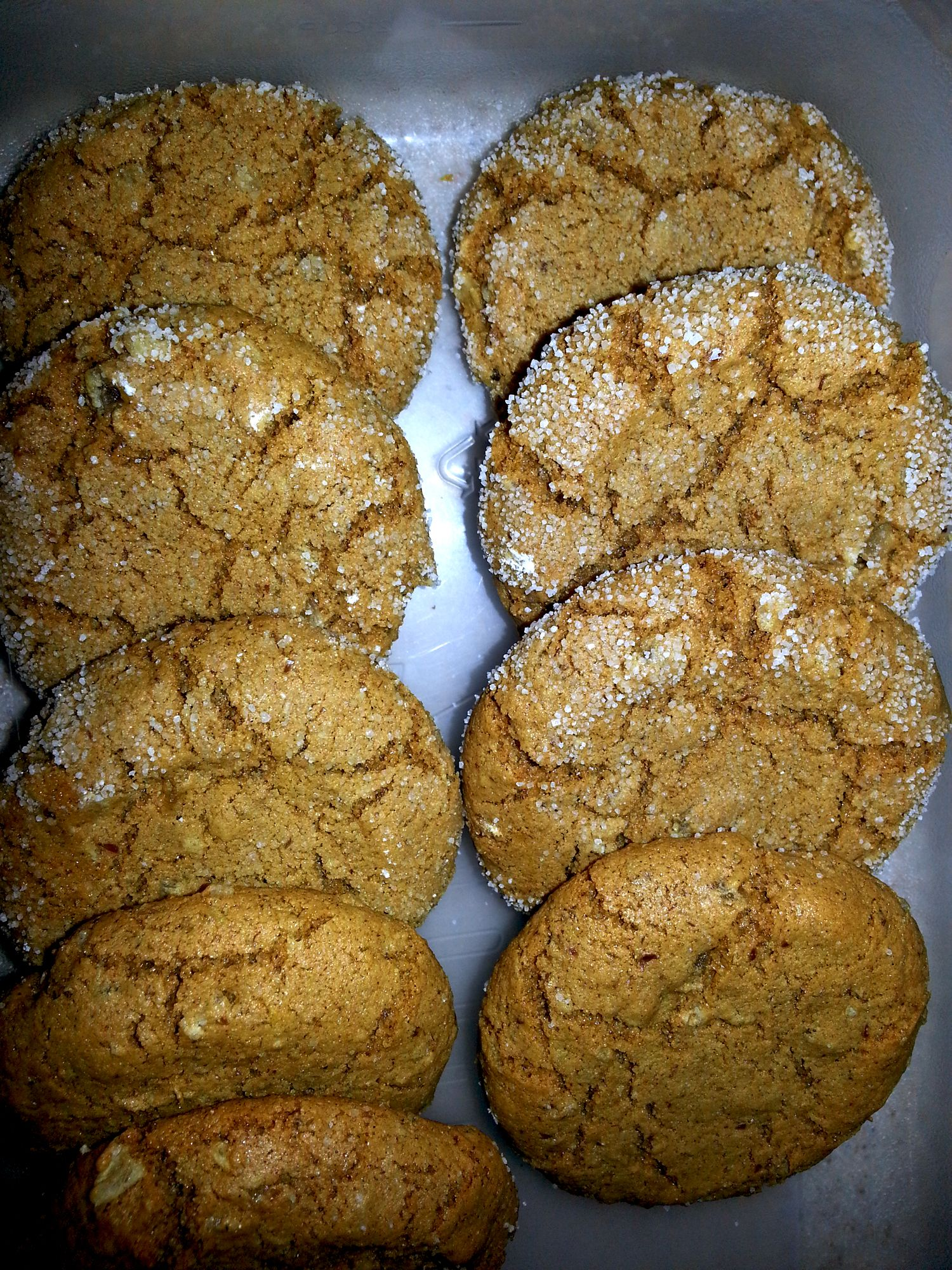 Gluten-Free Gingersnaps And Star Cookies Recipes — Dishmaps