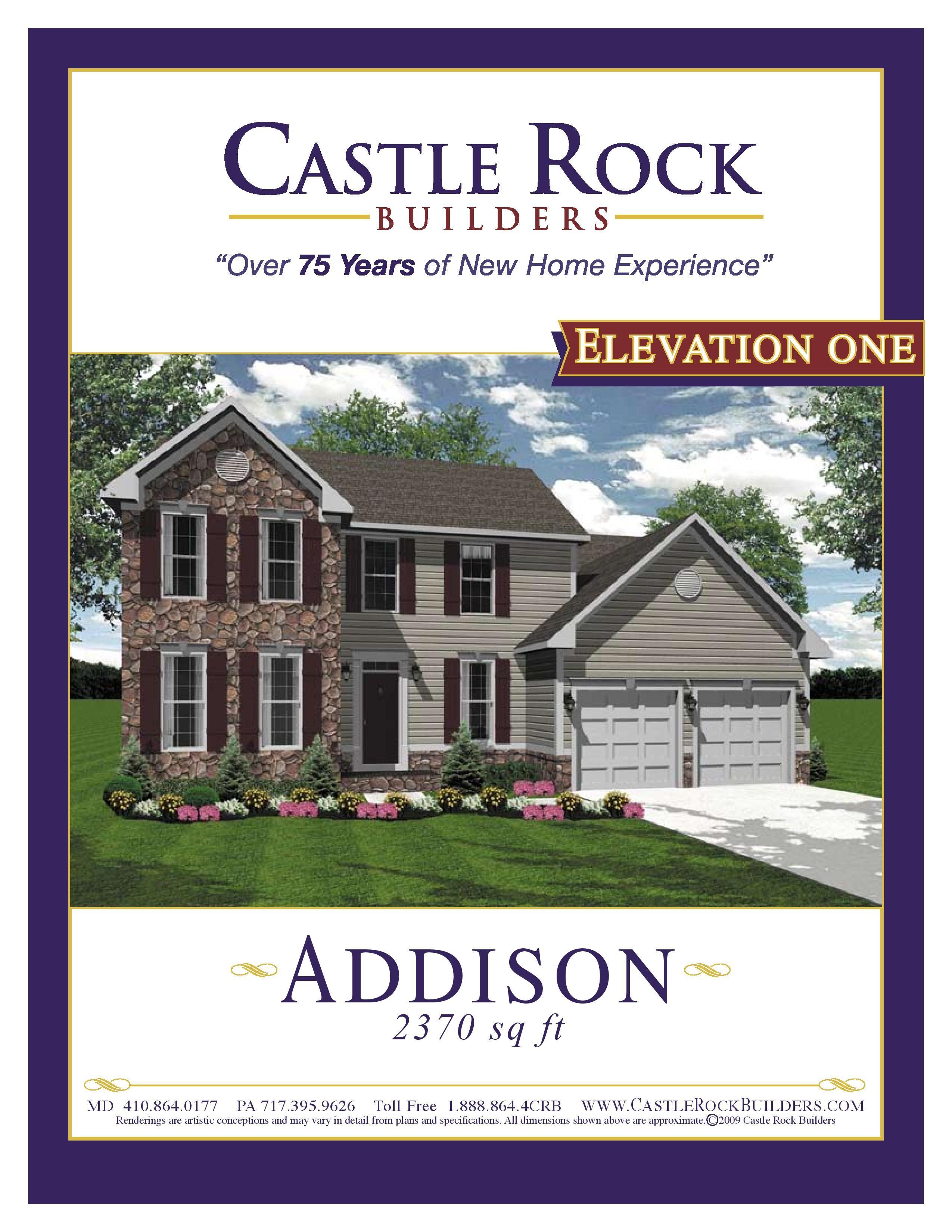 Pin it like image for Castle rock builders