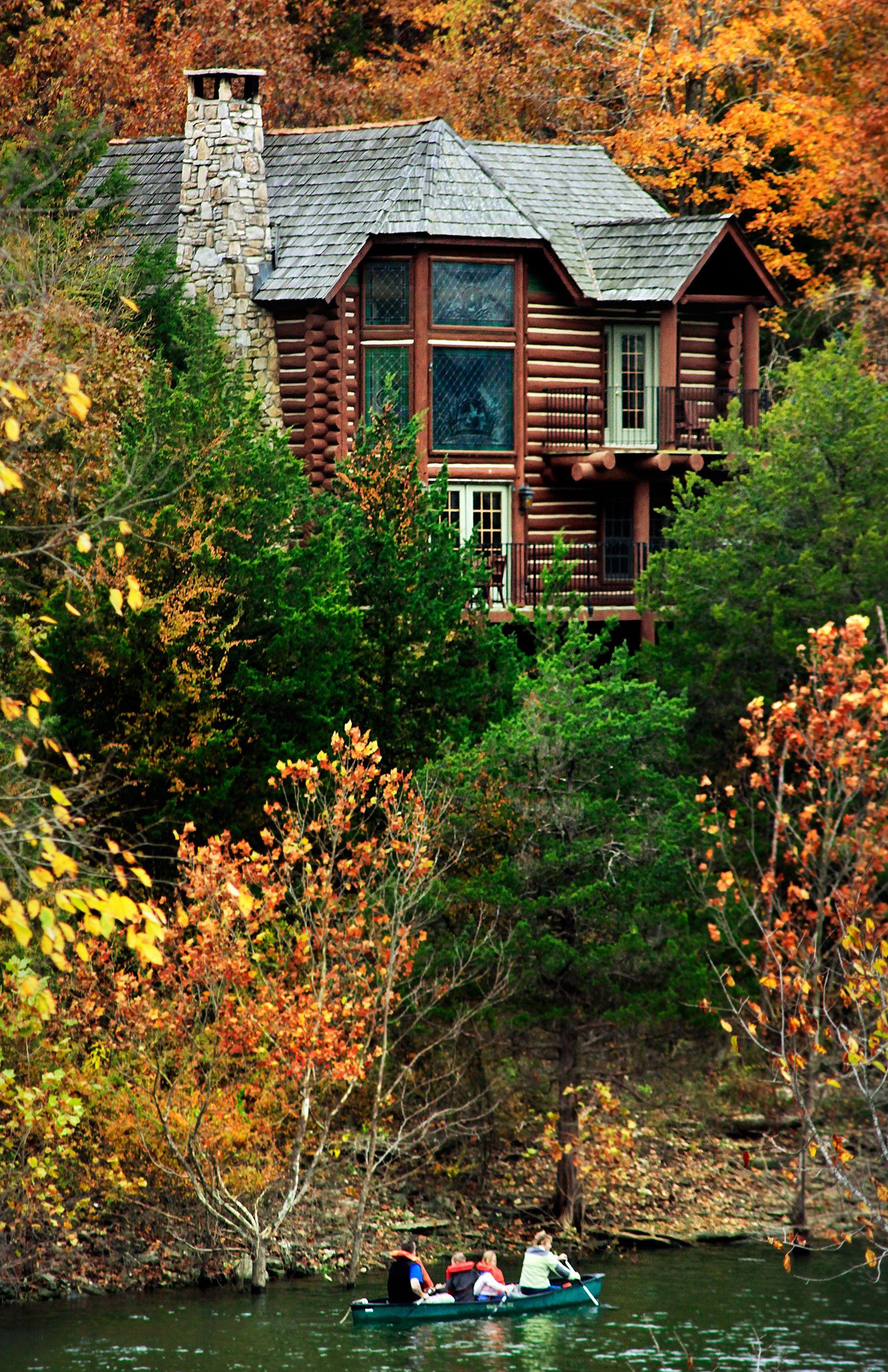 cabin life at big cedar lodge rustic romance pinterest