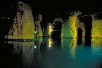 Bonne Terre Mine Missouri, USA photo