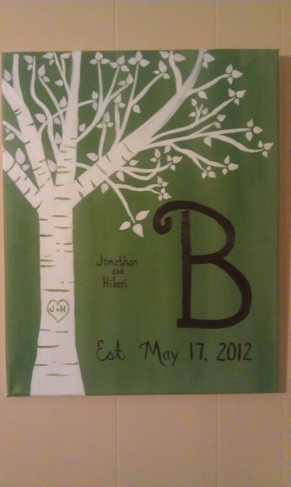 Wedding Gift Canvas Art : wedding gifts