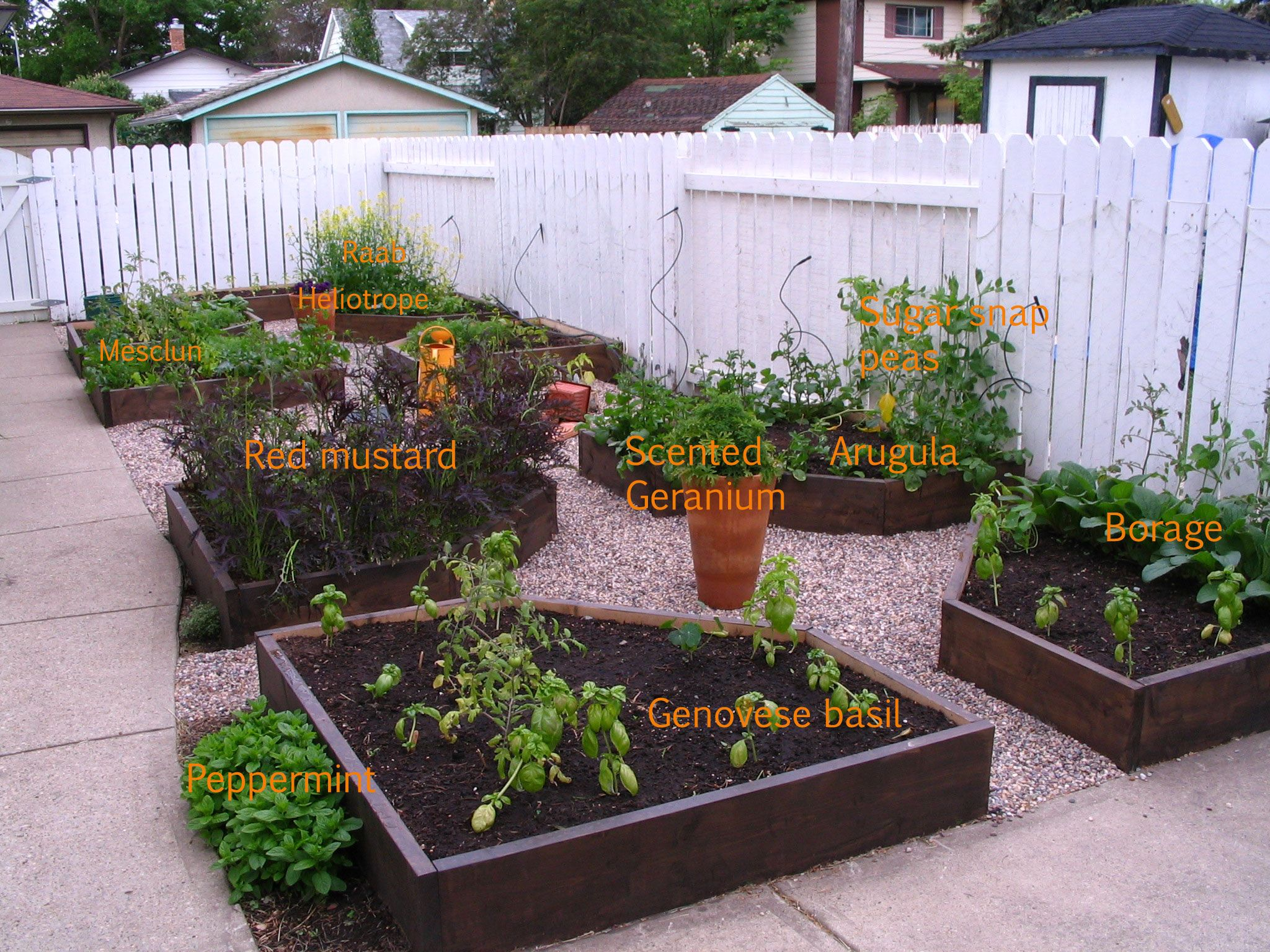 triyae com u003d pea gravel landscaping ideas various design