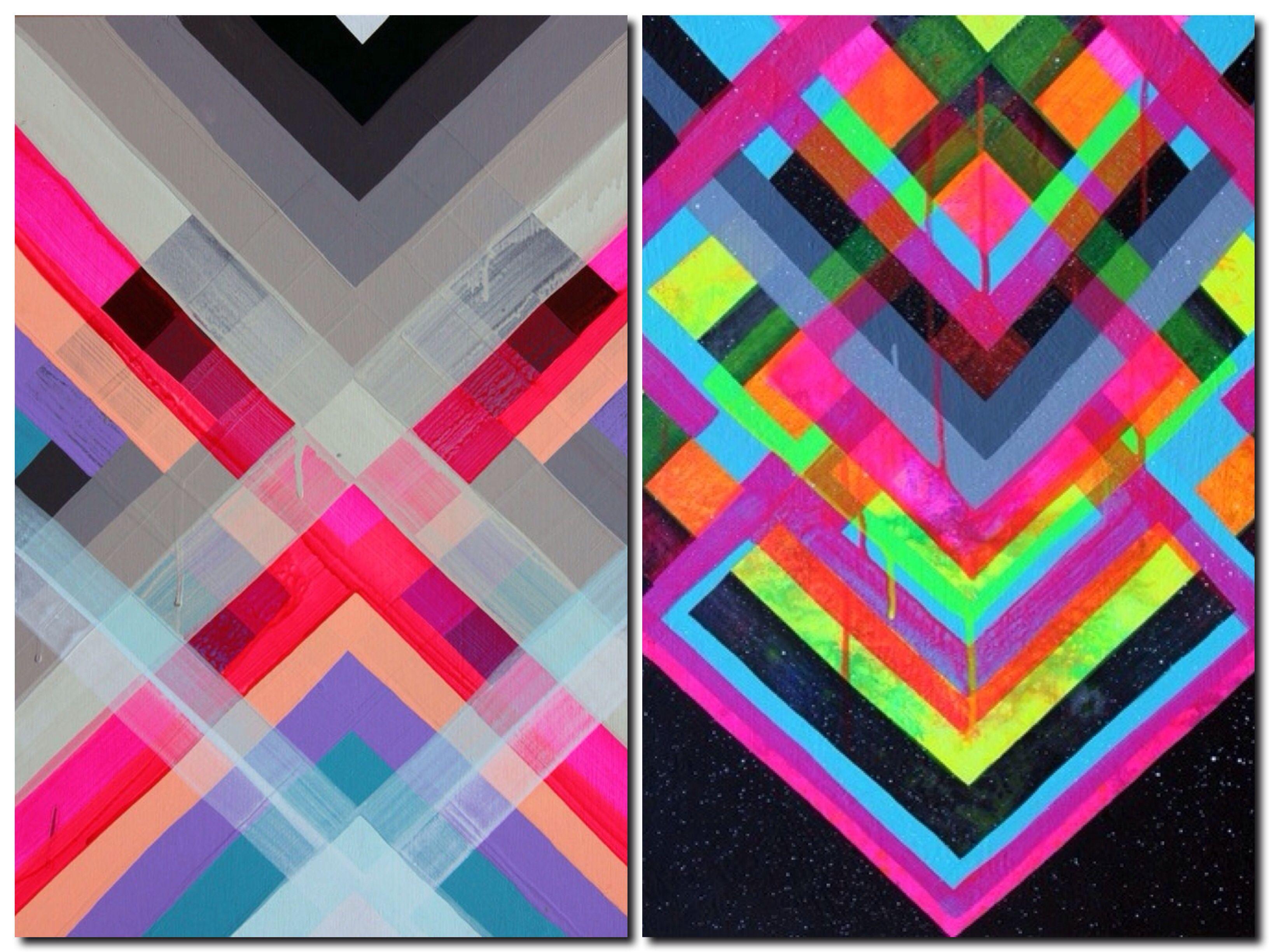 Geometric Pattern Designs Cool Ideas Pinterest