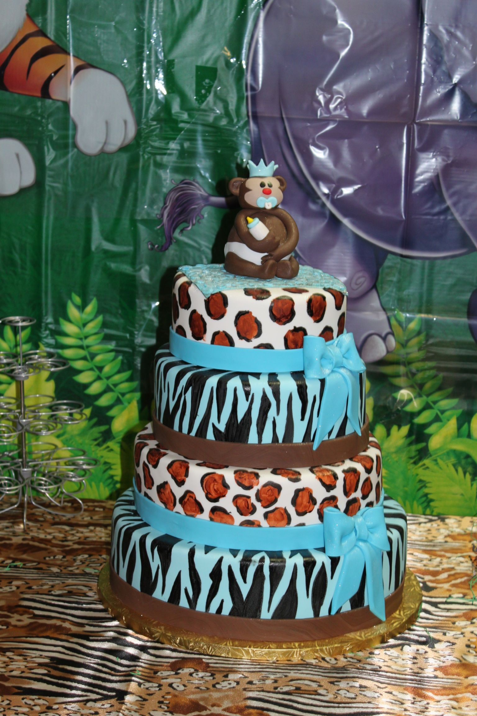 king of the jungle baby shower cake jungle book pinterest