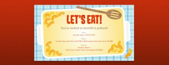 Team Lunch Invitation Email Sample Free Online Invitations Party