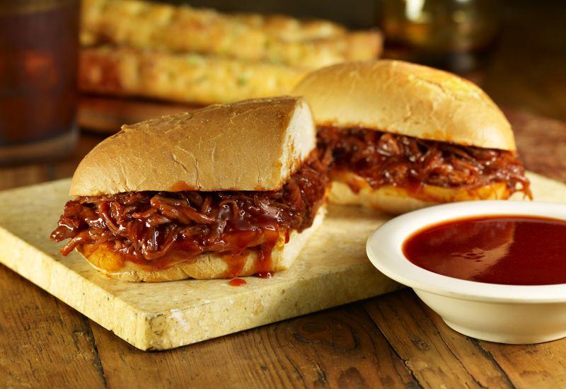STONEFIRE BBQ Pork Sandwich | BBQ | Pinterest