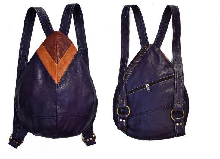 Как сделать кожаный рюкзак своими руками 100