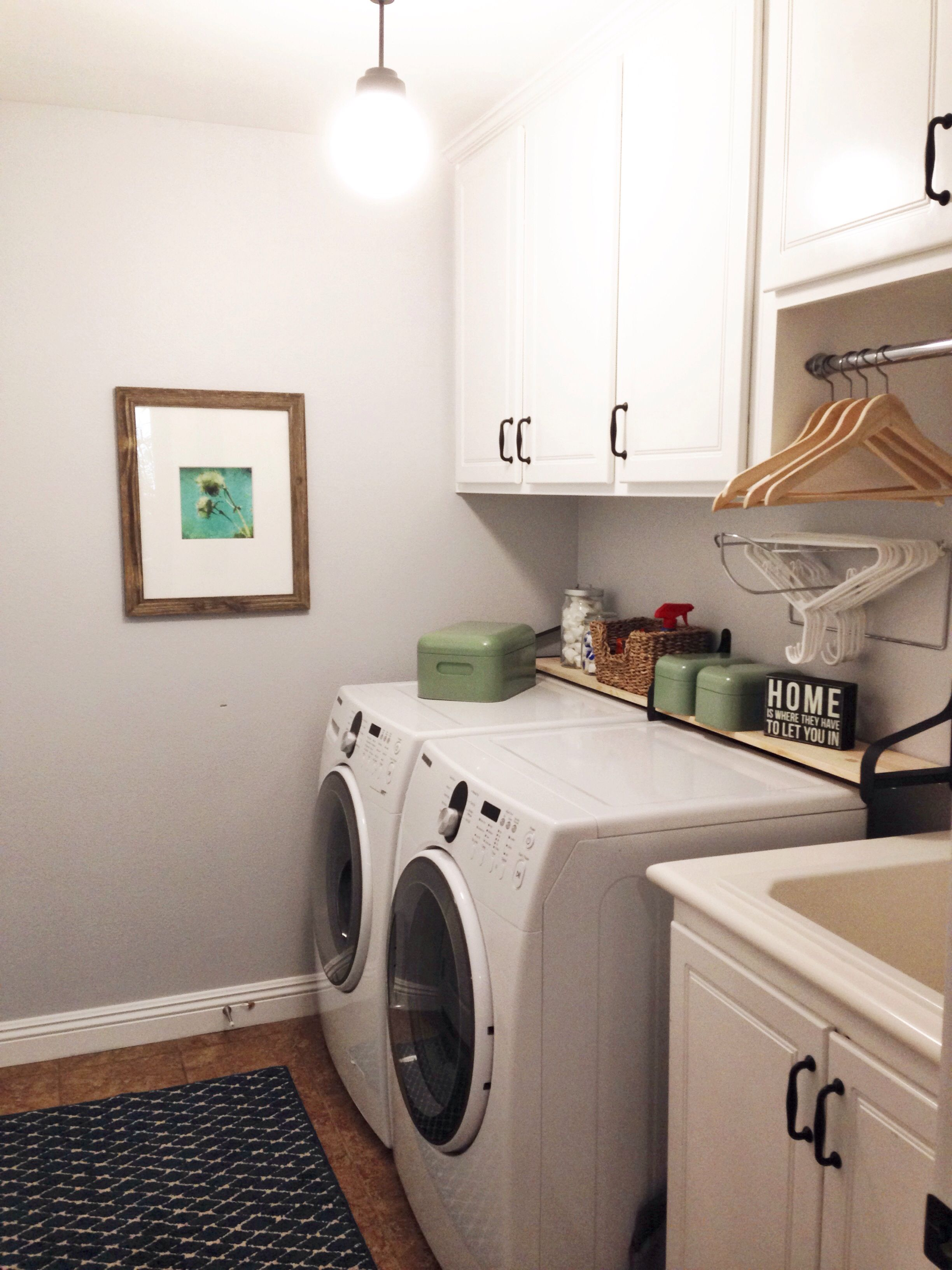 Small Laundry Room Sink : ... Washer And Dryer Laundry Room Ideas under Small Laundry Room Sink