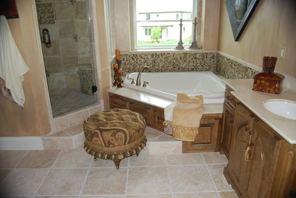 Corner Bathtub Spas Bathrooms Pinterest