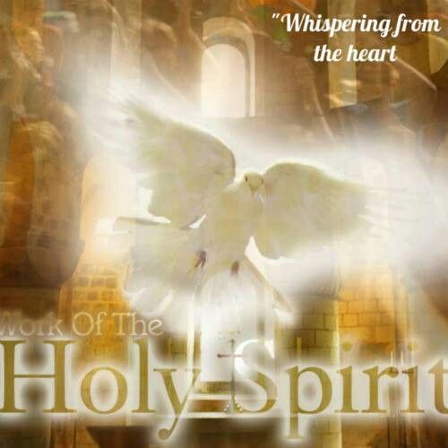 the holy spirit came at pentecost song lyrics
