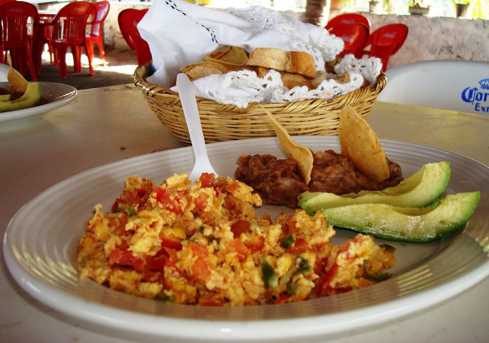 Huevo a la mexicana | Sabores de Mexico | Pinterest
