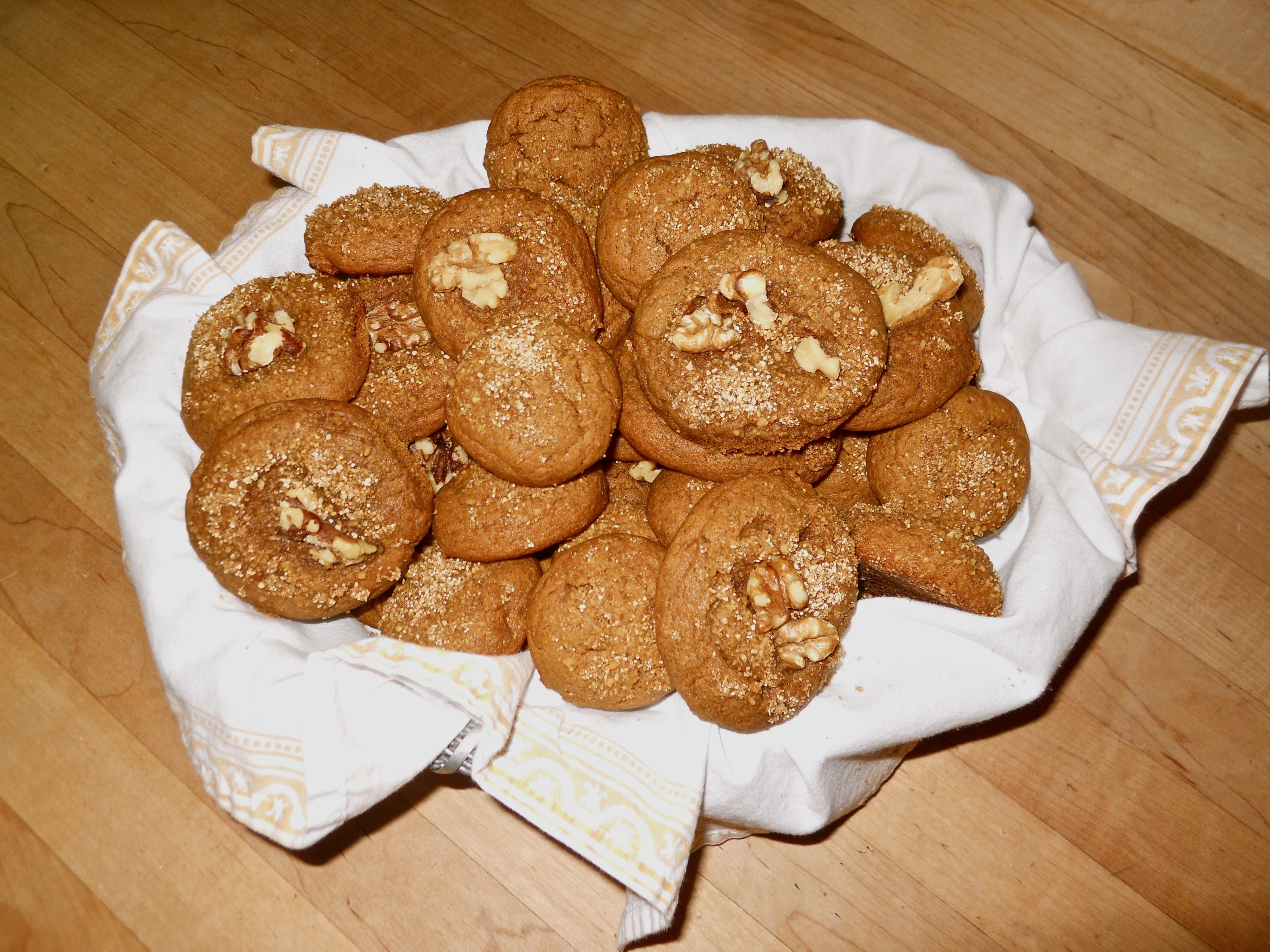 Spicy gingerbread cookies | Food and Drink | Pinterest
