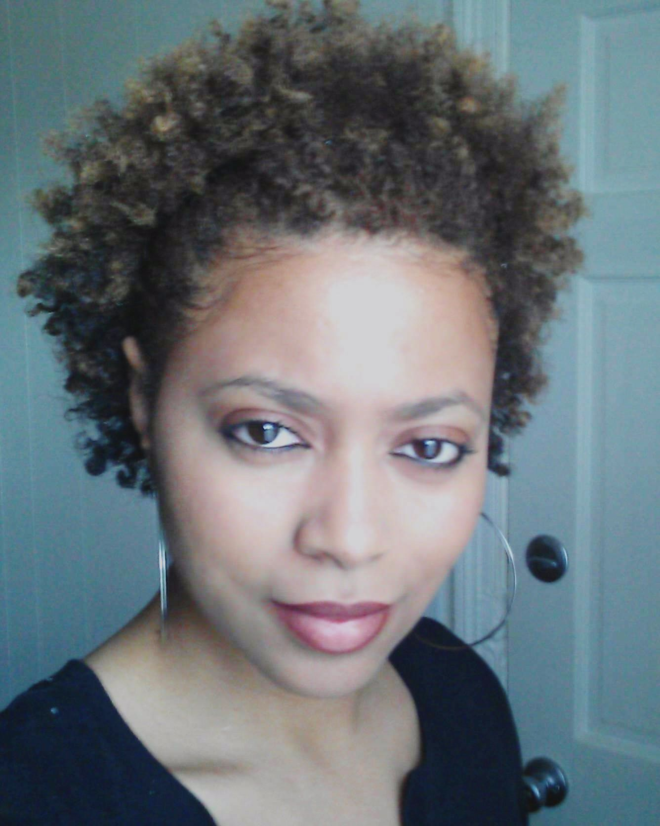 natural hair styles, twa | Twa hairstyles | Pinterest