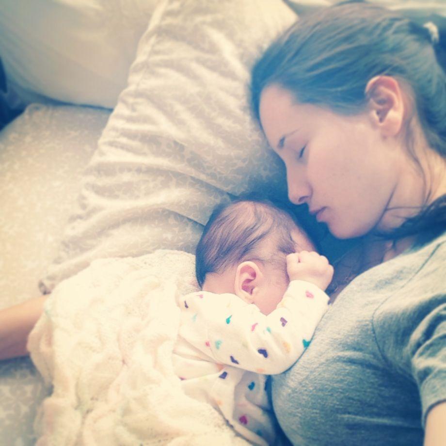 mamas durmiendo