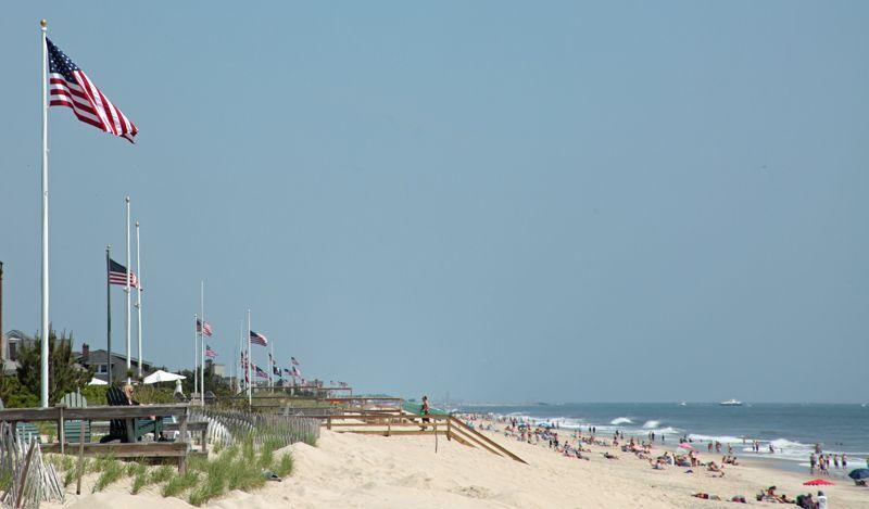 memorial day jersey shore