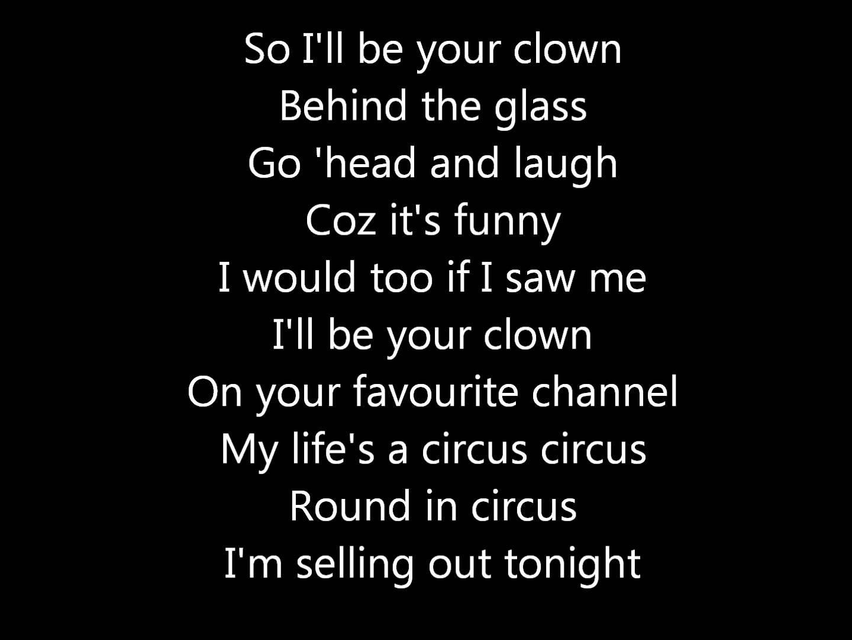Brett Anderson - Clowns Lyrics | MetroLyrics