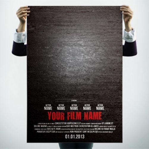 Standard movie poster