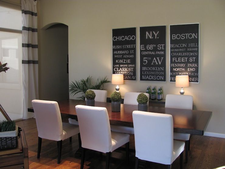 Dining Room Home Decor Pinterest