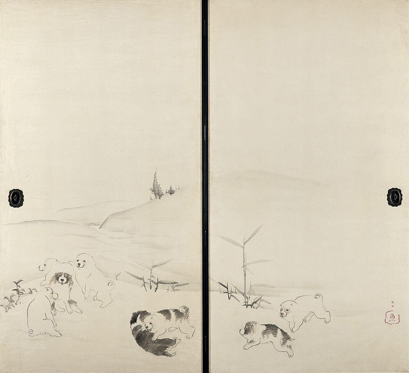 長沢芦雪の画像 p1_19
