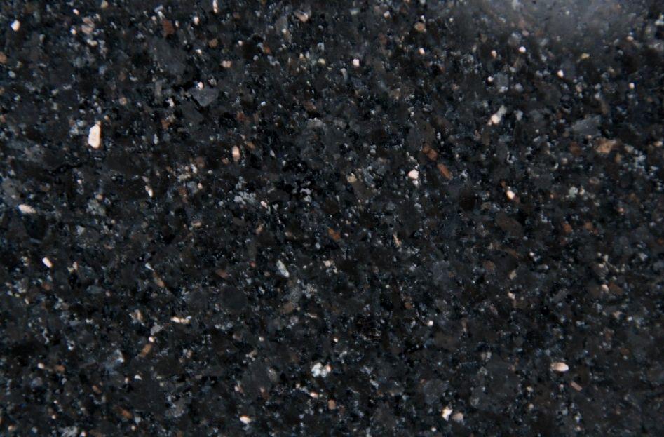 Black Galaxy Granite Texture Seamless