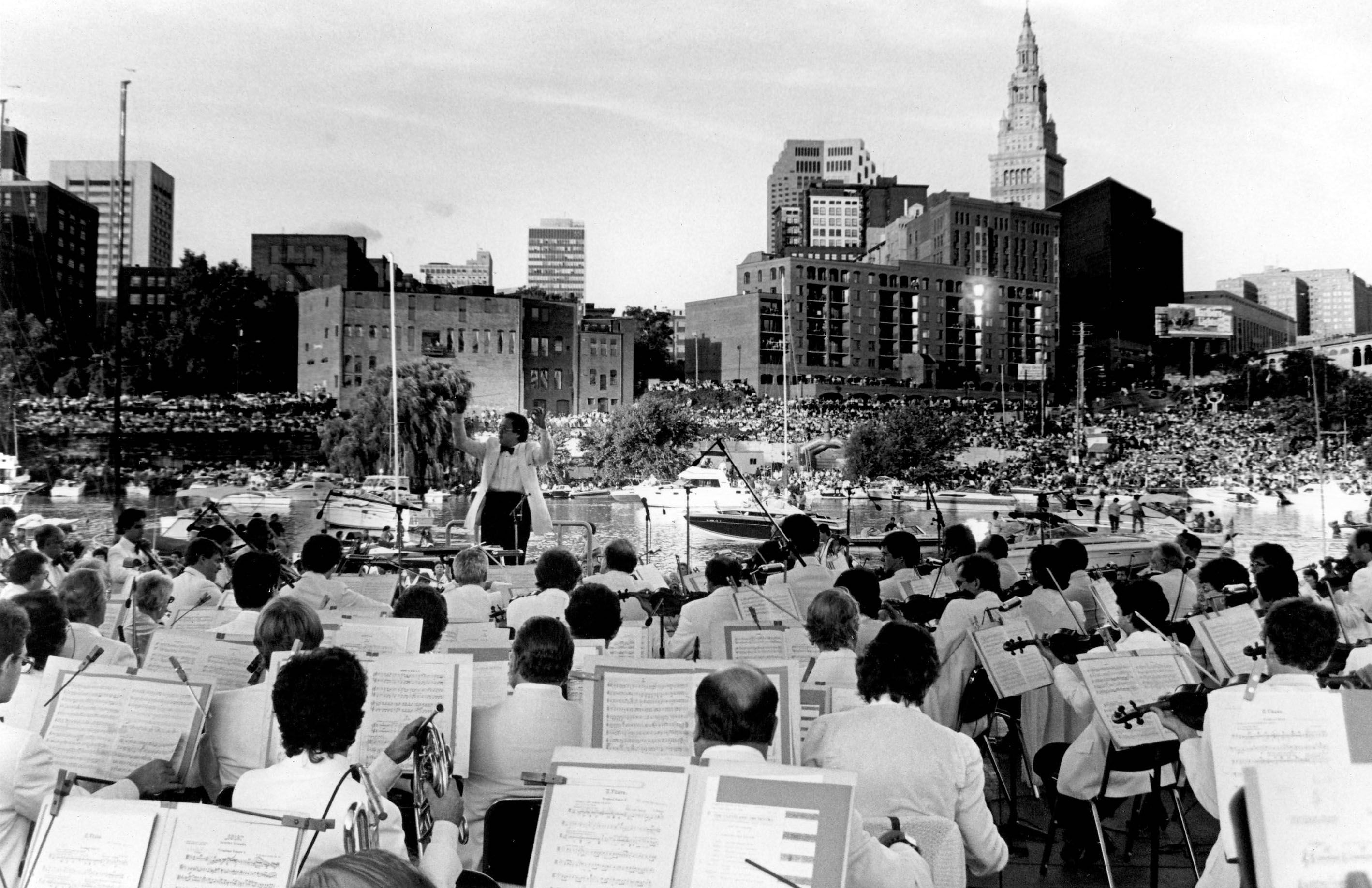 cleveland orchestra july 4th concert