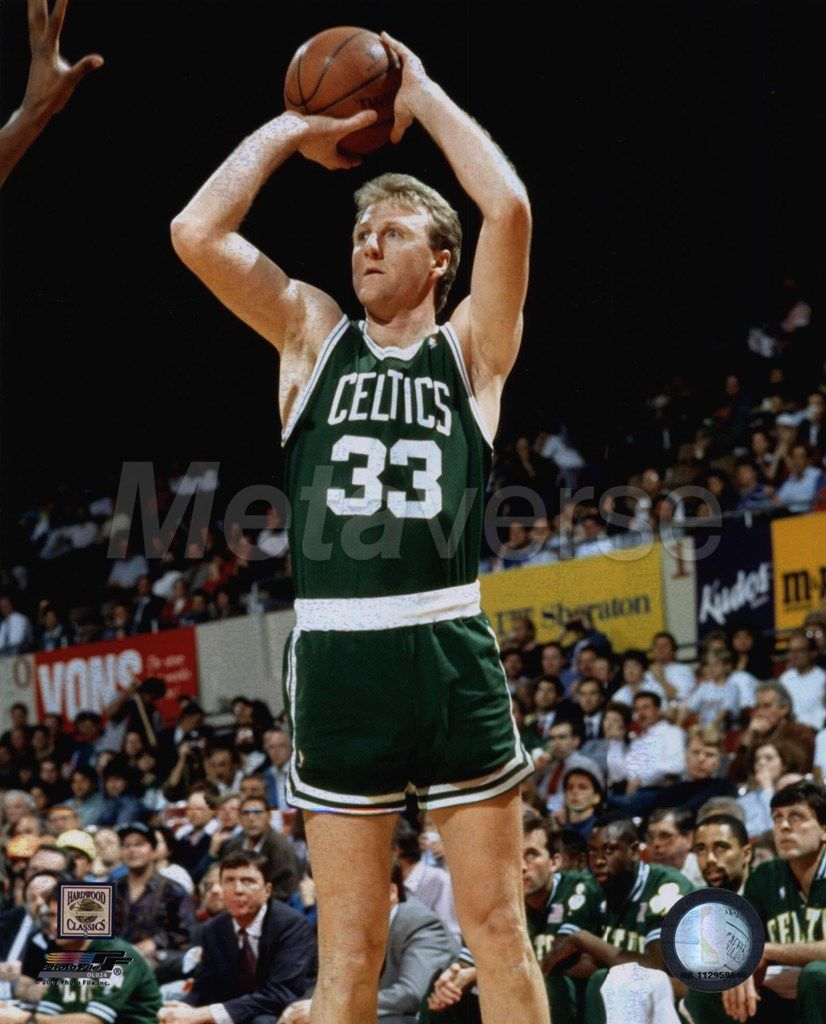 Larry Bird - Boston Celtics | Sporty Girl | Pinterest