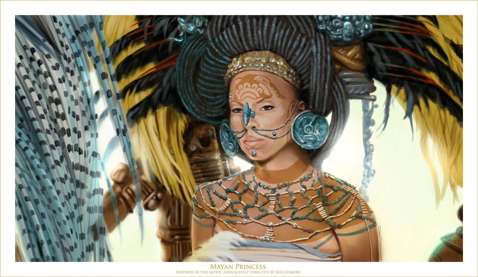 Maya slave warrior princess smut download