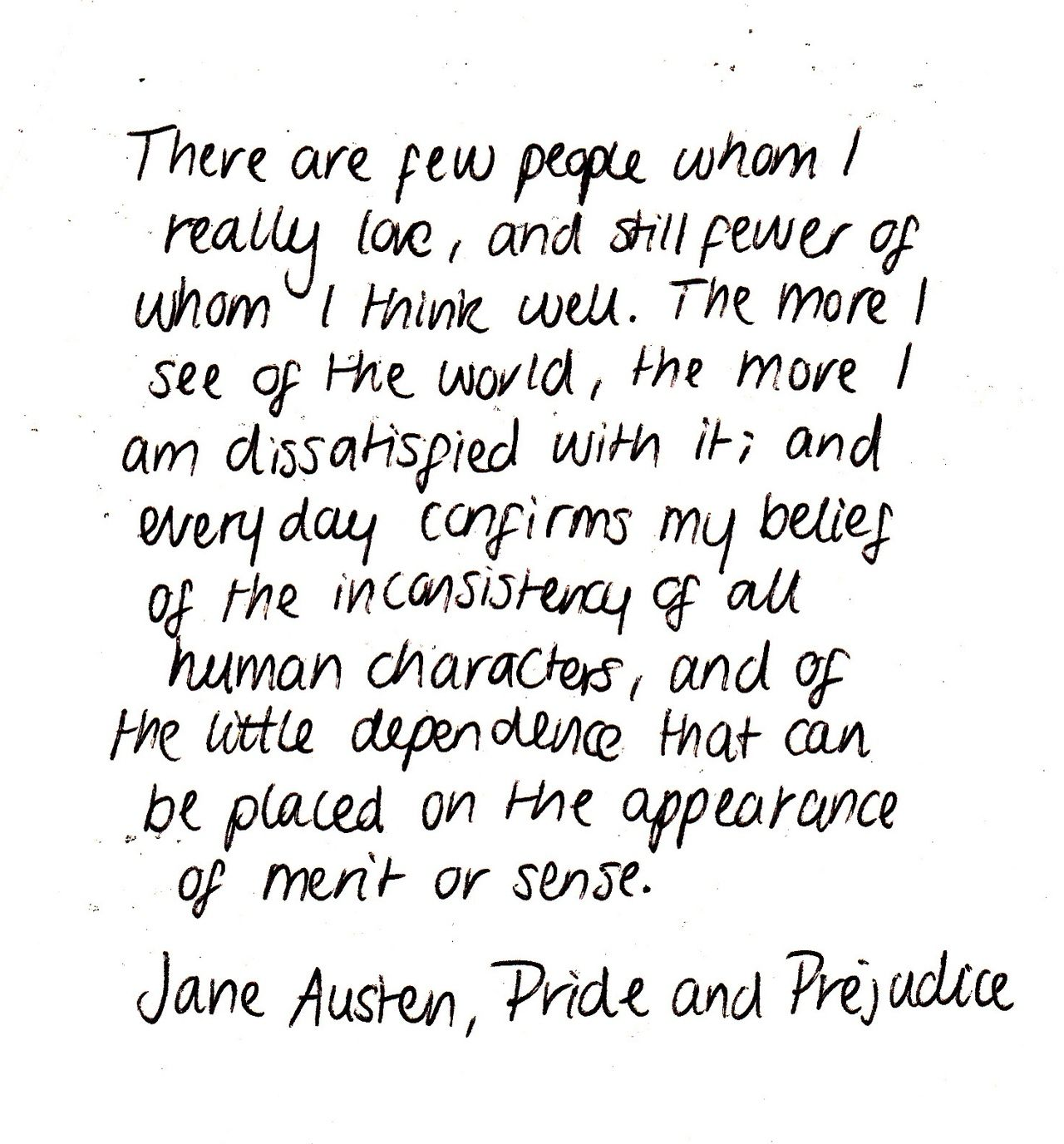Quotes About Love And Marriage In Pride And Prejudice : Pride and Prejudice Quotes