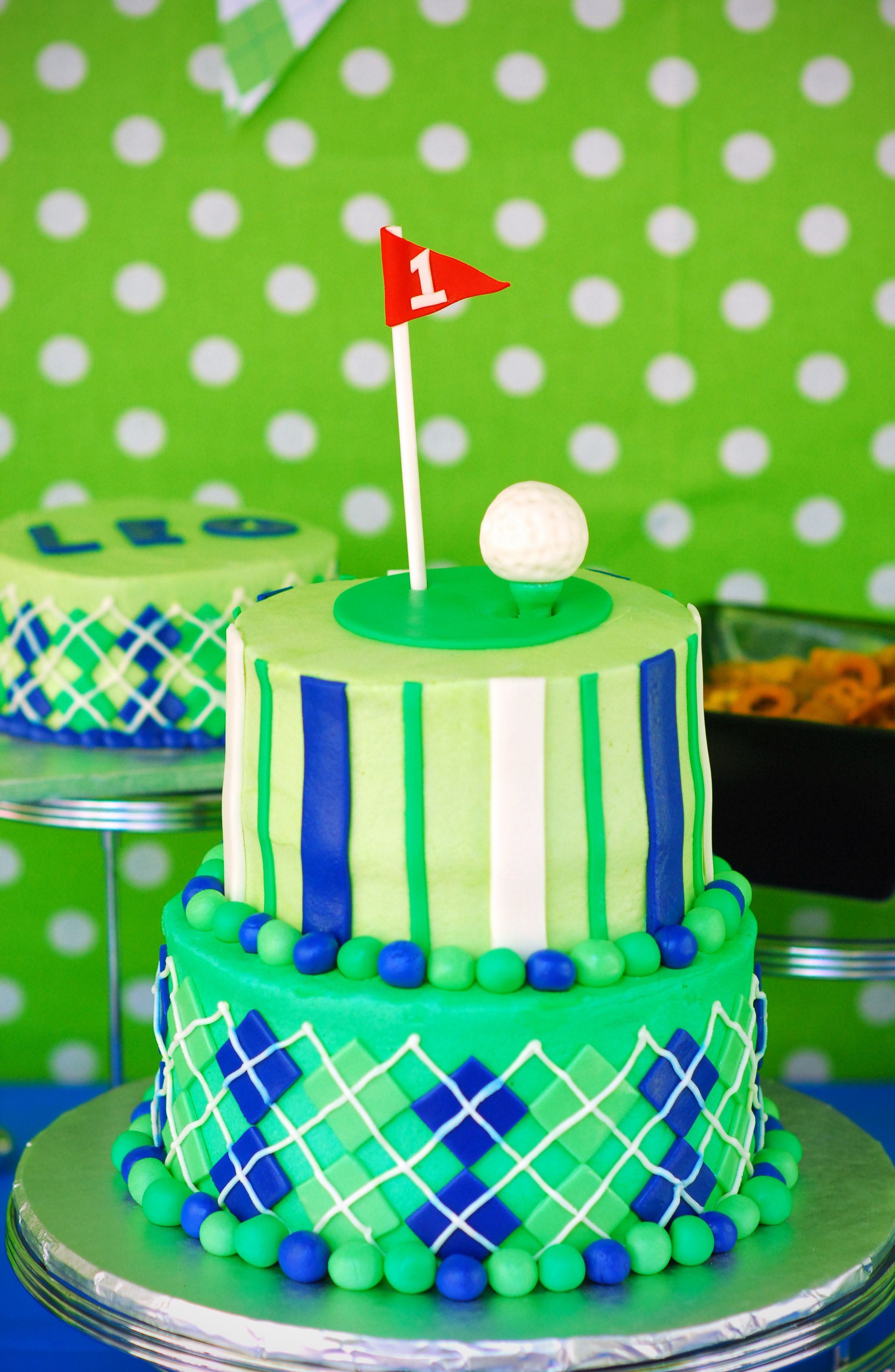 Pin by Birthday Party Ideas on Golf Theme Birthday Party  Pinterest
