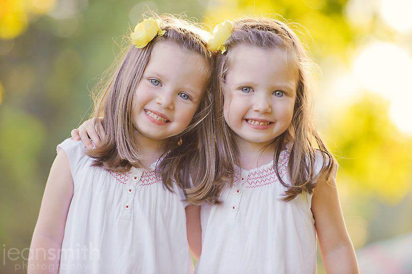 Twins Girls Little Girl Love Pinterest