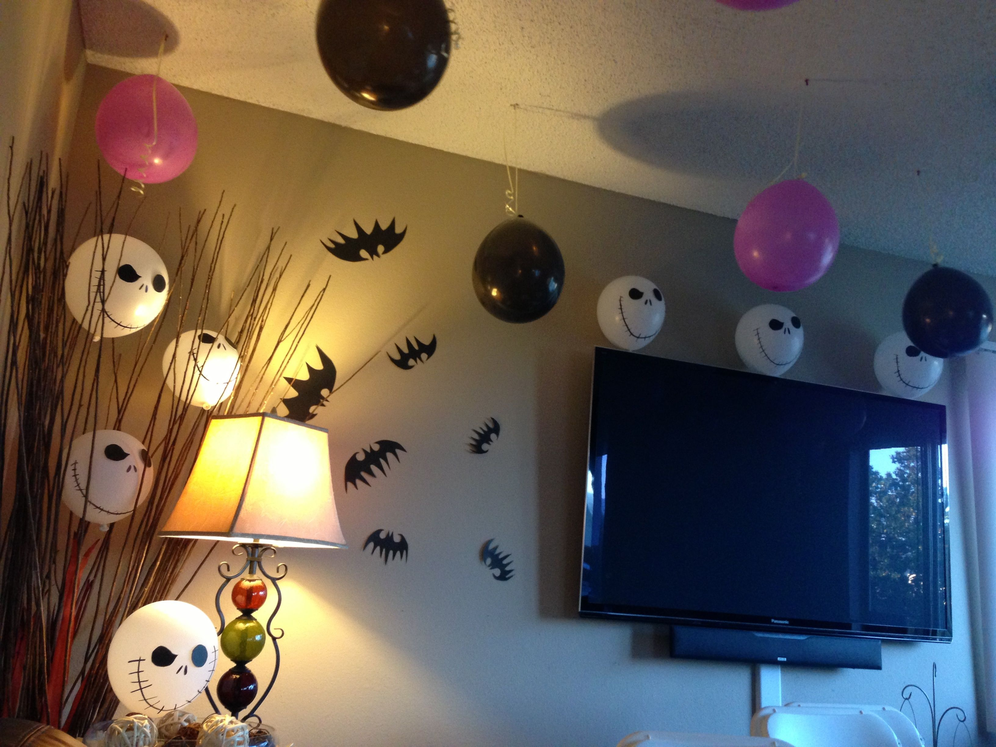 Decorating Nightmare Before Christmas Nightmare Before