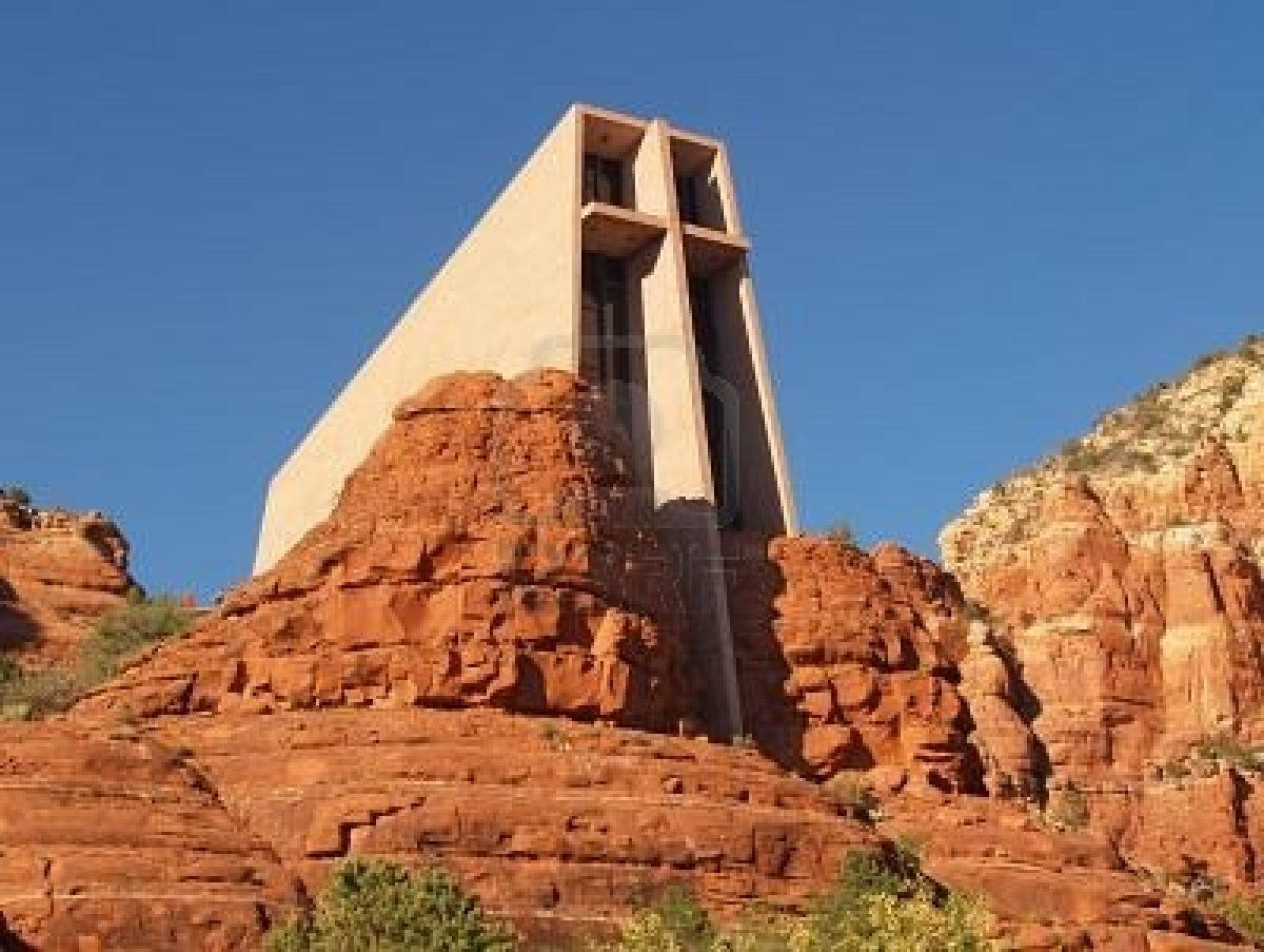 Chapel Of The Holy Cross Sedona Az Favorite Places