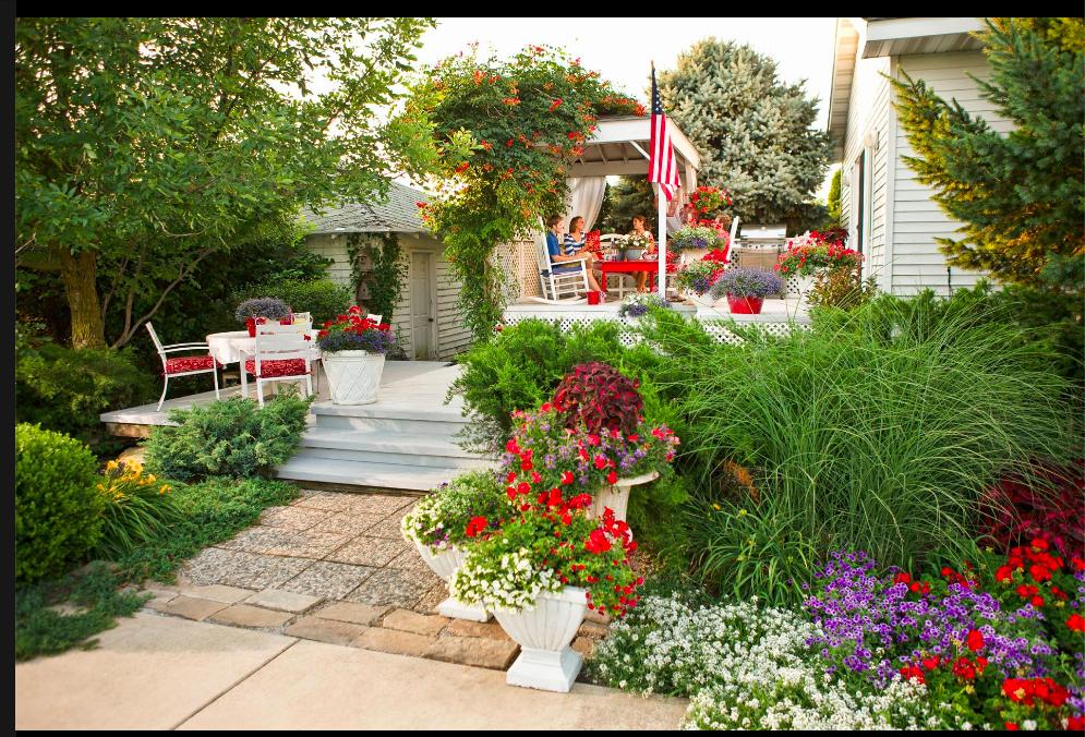 Pinterest Outdoor Garden Ideas Photograph | landscape... | O