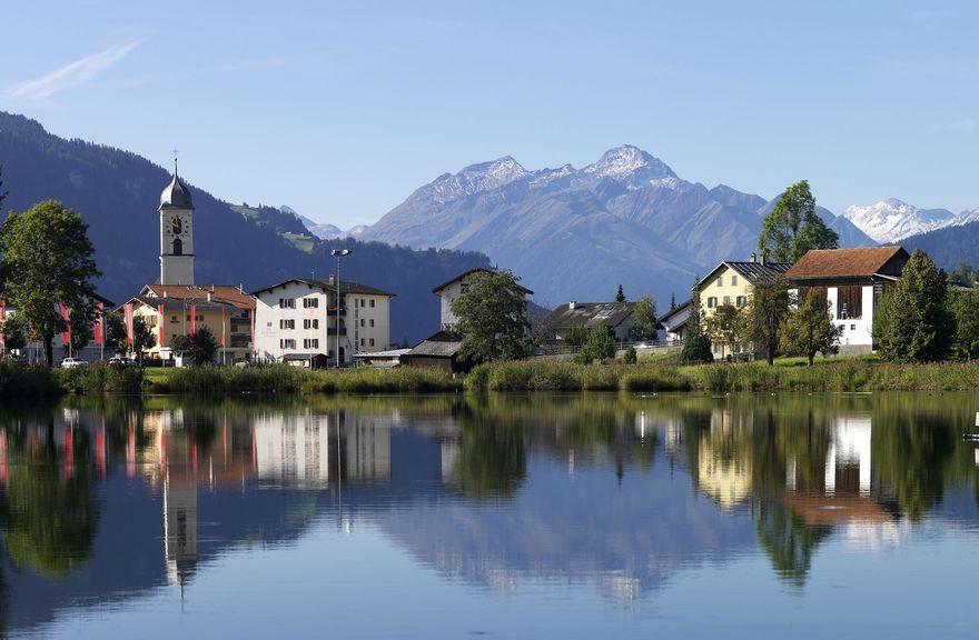 Flims Switzerland  city images : Flims Laax | Churches and Chapels Switzerland 1 | Pinterest